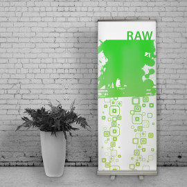 Roll-up Banner Basic 60x200