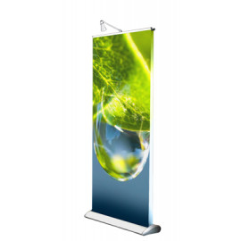 Roll-up Banner Double 85x200
