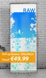 Roll-up Banner Basic 100x200cm