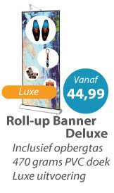 Roll-up Banner Deluxe