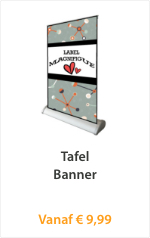 Tafel banners
