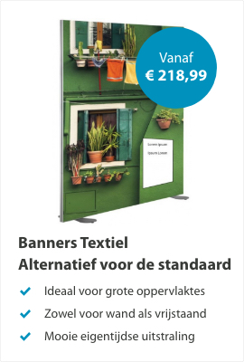 Banners Textiel
