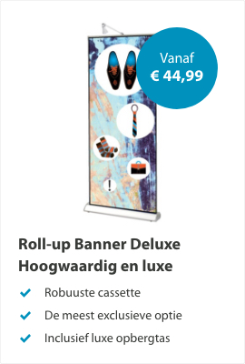 Roll-up Banners Deluxe